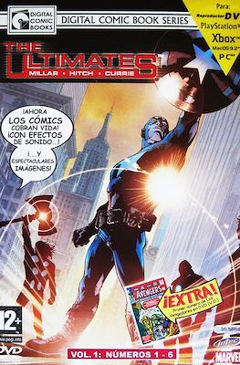 The Ultimates Digital Comic Books