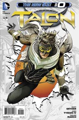 Talon Vol. 1 (2012)