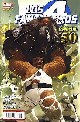 Los 4 Fantásticos / Los Cuatro Fantásticos Vol. 7 (2008-) (Grapa 24-48 pp) #50