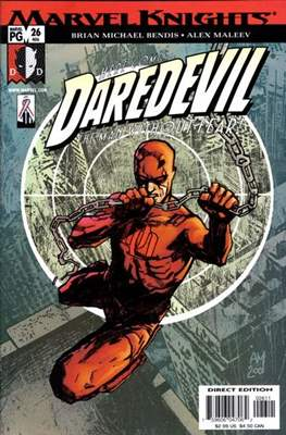 Daredevil Vol. 2 (1998-2011) (Comic-Book) #26 (406)