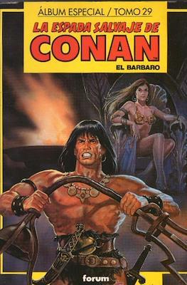 La Espada Salvaje de Conan - Álbum especial (Retapados) #29