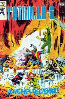 Patrulla X. V.3 (1976) #29