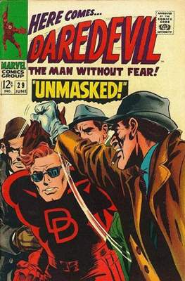 Daredevil Vol. 1 (1964-1998) (Comic Book) #29