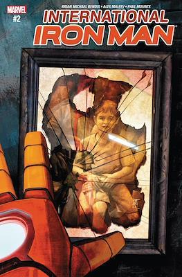 International Iron Man (Comic Book) #2