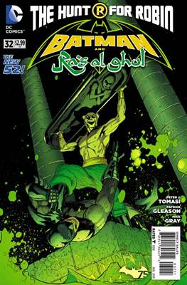 Batman and Robin Vol. 2 (2011-2015) (Comic Book) #32
