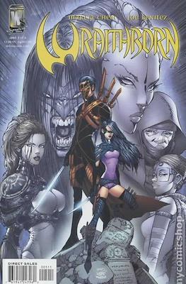 Wraithborn (Grapa) #5