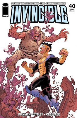 Invincible (Comic-book) #40