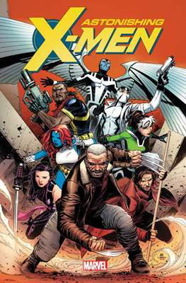 Astonishing X-Men Vol. 4 (2017-2018) #1