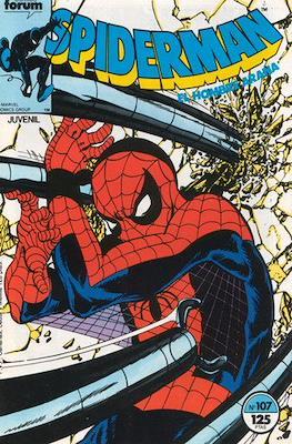 Spiderman Vol. 1 / El Espectacular Spiderman (1983-1994) (Grapa 32-48 pp) #107