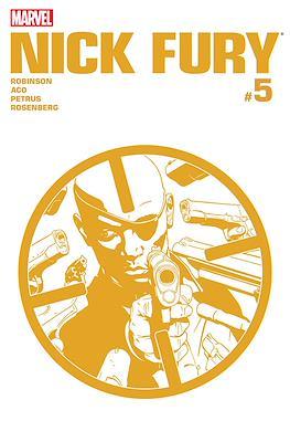 Nick Fury (Comic-book) #5