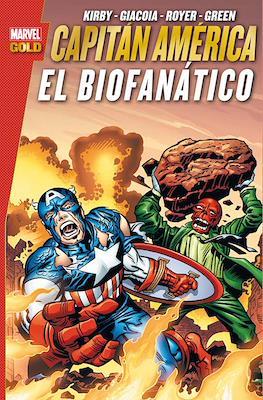 Capitán América. Marvel Gold (Rústica con solapas) #3