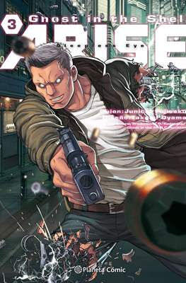 Ghost in the Shell Arise: Sleepless Eye #3