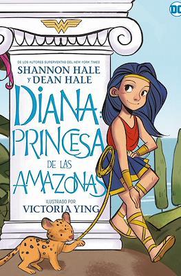 Diana: Princesa de las Amazonas (Rústica 136 pp) #