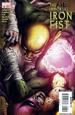 The Immortal Iron Fist (2007-2009) (Grapa) #26