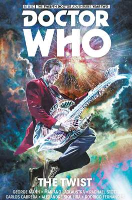 Doctor Who: The Twelfth Doctor (Hardcover) #5