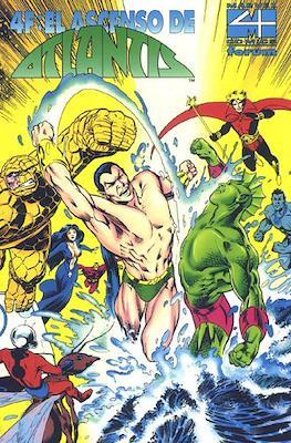 Los 4 Fantásticos: El ascenso de Atlantis