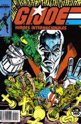 Comando G.I.Joe (Grapa. 19x27. 32 páginas. Color.) #14