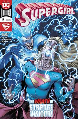 Supergirl Vol. 7 (2016-) (Comic Book) #16