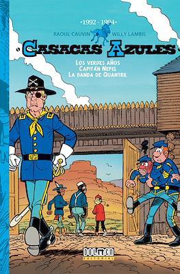 Casacas Azules (Cartoné Integral 160 pp) #12