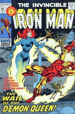 Iron Man Vol. 1 (1968-1996) (Comic book) #42