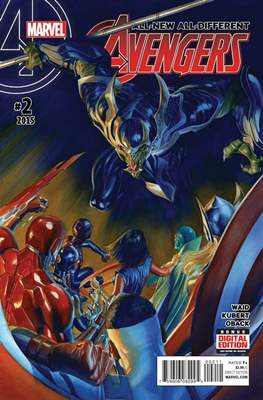 All-New All-Different Avengers #2