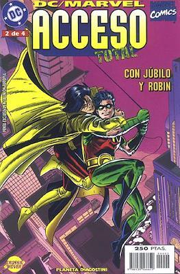 DC / Marvel: Acceso Total (1998). Línea Crossover (Grapa) #2