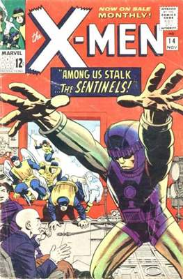 The Uncanny X-Men (1963-2011) (Comic-Book) #14
