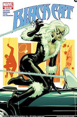 Black Cat (Digital). 2011 #3