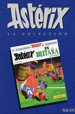 Astérix: La colección (Cartoné) #8