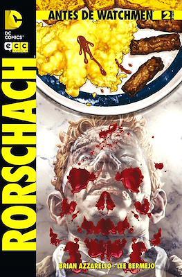 Antes de Watchmen: Rorschach (Grapa) #2