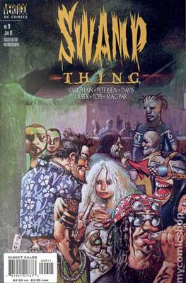 Swamp Thing Vol. 3 (2000-2001) #9