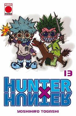Hunter x Hunter (Rústica) #13