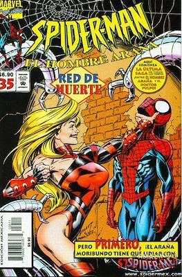 Spider-Man el Hombre Araña (1996-1998) (Grapa) #35