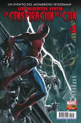 Spiderman Vol. 7 / Spiderman Superior / El Asombroso Spiderman (2006-) (Rústica) #124