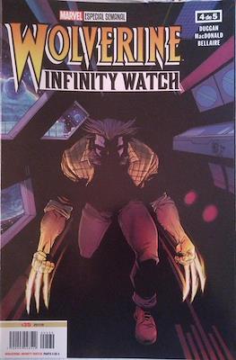 Wolverine Infinity Watch (Grapa) #4