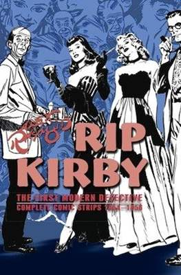 Rip Kirby (Hardcover) #4