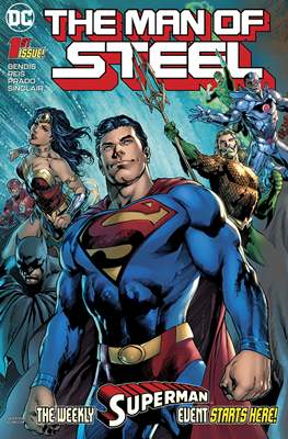 The Man of Steel Vol. 2 (2018) #1