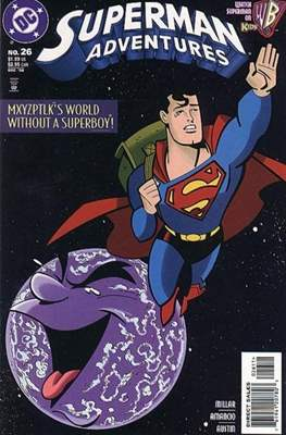 Superman Adventures (Comic-book) #26