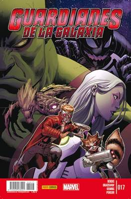 Guardianes de la Galaxia (2013-) (Grapa) #17