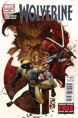 Wolverine (2012-2013) (Grapa) #312