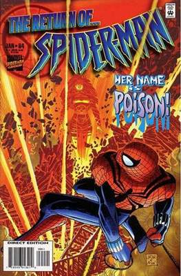 Spider-Man (Vol. 1 1990-2000) (Comic Book) #64