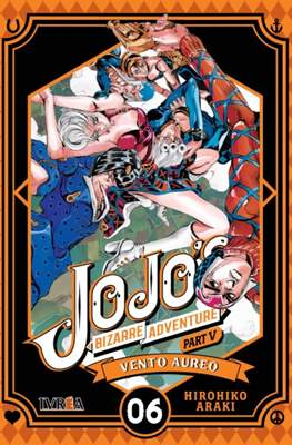 JoJo's Bizarre Adventure - Part V: Vento Aureo #6