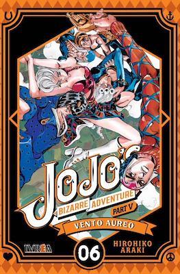 JoJo's Bizarre Adventure - Part V: Vento Aureo (Rústica con sobrecubierta) #6