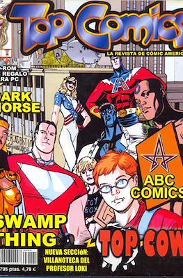 Top Comics (Magazine) #5