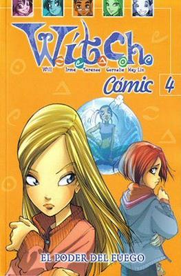 W.i.t.c.h. Cómic #4