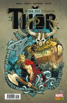 Thor / El Poderoso Thor / Thor - Dios del Trueno / Thor - Diosa del Trueno / El Indigno Thor (2011-) (Grapa) #63