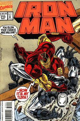 Iron Man Vol. 1 (1968-1996) (Comic book) #310