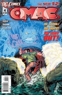 O.M.A.C. Vol 4 (Comic Book) #4
