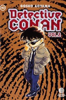 Detective Conan. Vol. 2 (Rústica 96-192 pp) #40