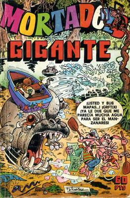 Mortadelo Gigante (Rústica) #18
